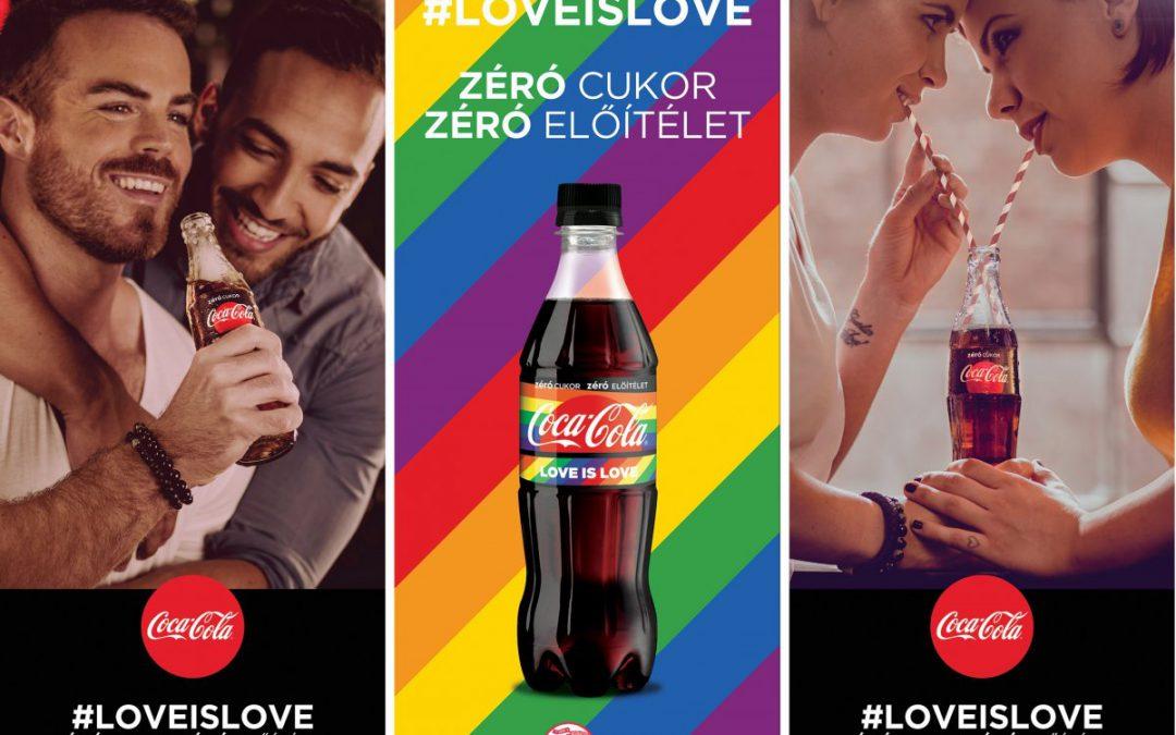 Korunk evangéliumhirdetői. Pl.: a Coca-Cola