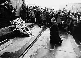 Ötven éve kapott Nobel-Békedíjat Willy Brandt
