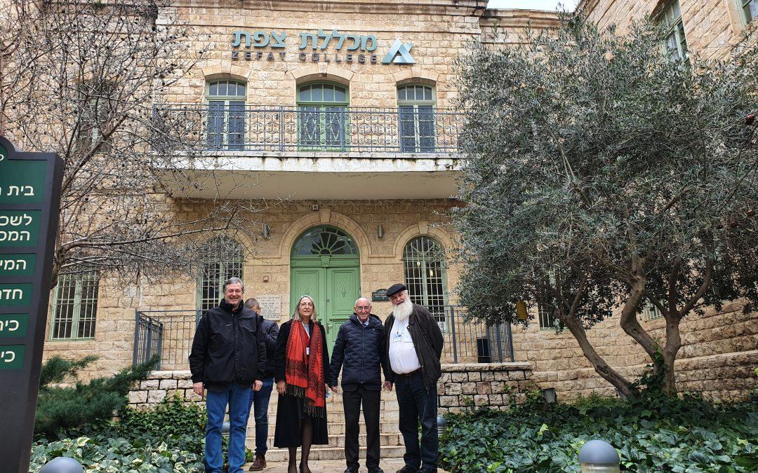 International networking in Israel
