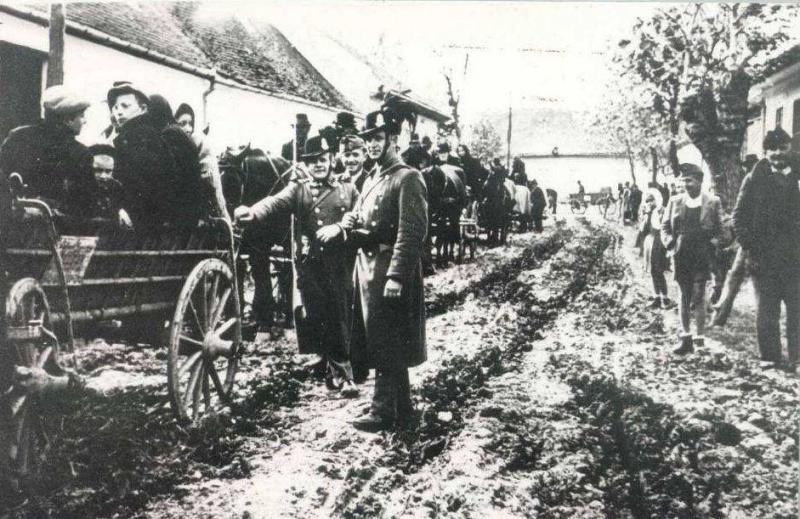 A Soá (Holokauszt) magyarországi emléknapján