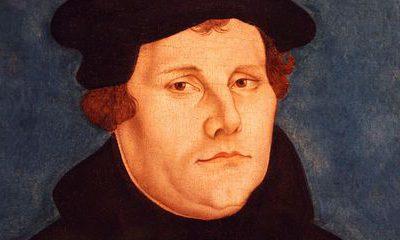 Október 31.  A Reformáció napja