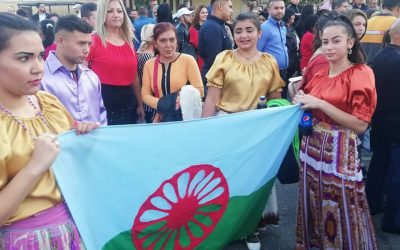 Roma Büszkeség Napja