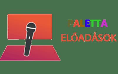 Paletta-előadások címmel új sorozat indult a Wesley-n