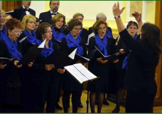 Zenés áhítat a Megbékélés Háza templomban