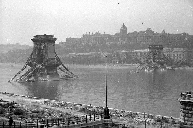 Hetvenöt éve szabadult fel Budapest